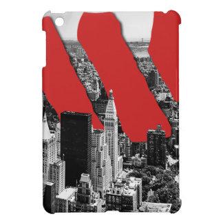 Wellcoda Vintage Apparel NYC New York Fun Case For The iPad Mini
