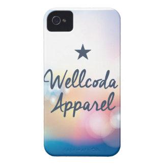 Wellcoda Vintage Apparel Star Dream Land Case-Mate iPhone 4 Cases