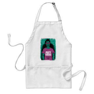 Wellcoda Zombie Monster Party Scary Dead Standard Apron