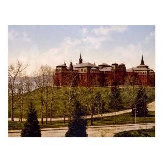 Wellesley College Massachusetts Postcard