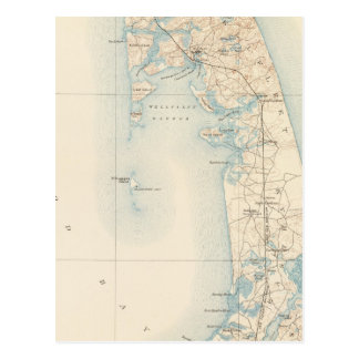 Wellfleet, Massachusetts Postcard