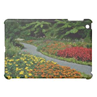 Wellington Botanical Gardens flowers iPad Mini Cases