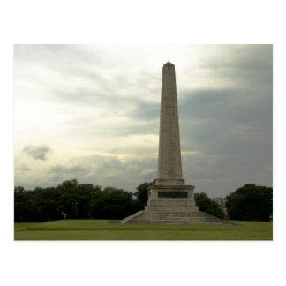 Wellington Monument Dublin Ireland Postcard