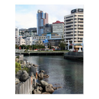 Wellington Postcard