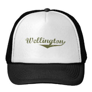 Wellington Revolution t shirts Mesh Hat