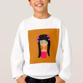 Wellness ethno goodness sweatshirt