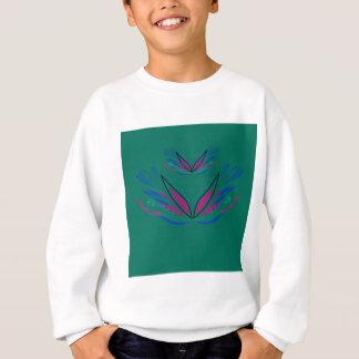 Wellness mandala Green eco Sweatshirt