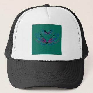 Wellness mandala Green eco Trucker Hat