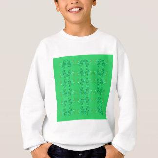 Wellness mandalas Green eco Sweatshirt