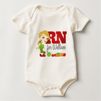 Wellness RN Products Baby Bodysuit