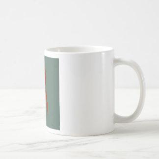 WELLNESS WOMAN Long hair Eco green Coffee Mug