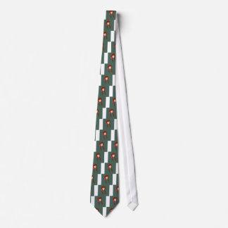 WELLNESS WOMAN Long hair Eco green Tie