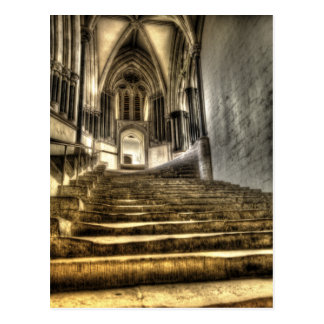Wells Cathedral Postcard