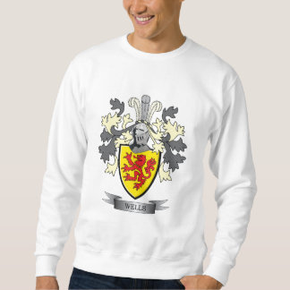 Wells Coat of Arms Sweatshirt