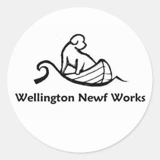 welly works sticker