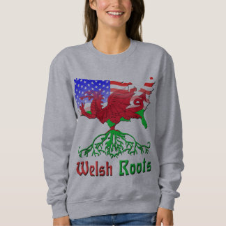 Welsh American Roots Hoodie