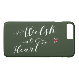 Welsh At Heart Mobile Phone Case
