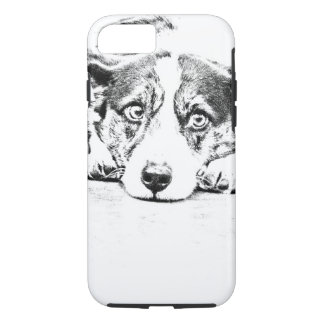 Welsh Corgi iPhone 7 Case
