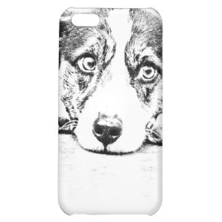 Welsh Corgi Cover For iPhone 5C