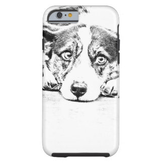 Welsh Corgi Tough iPhone 6 Case