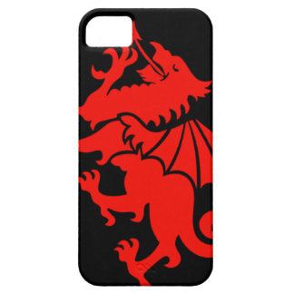 Welsh Dragon Barely There iPhone 5 Case