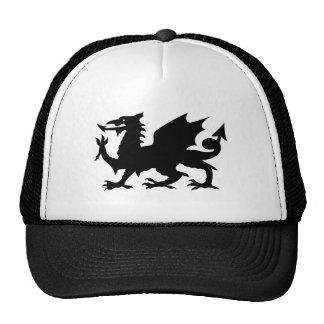 Welsh Dragon Cap