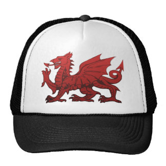 Welsh Dragon Cap