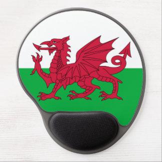 Welsh dragon flag Mousepad