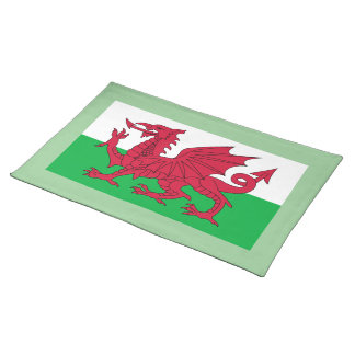Welsh Dragon Placemat