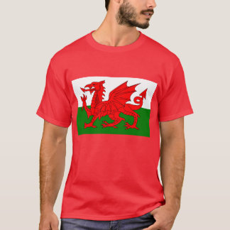 Welsh Dragon T-Shirt
