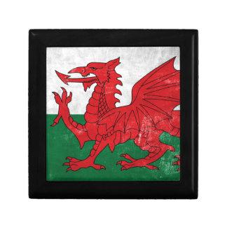 Welsh Flag Gift Box
