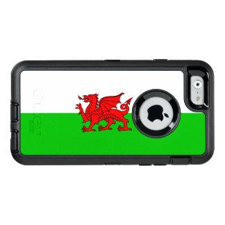 Welsh Flag OtterBox Defender iPhone Case