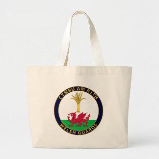 Welsh Guards Tote Bag
