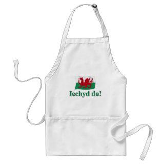 Welsh Iechyd da (Cheers!) Standard Apron