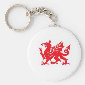 Welsh keyring
