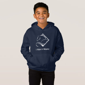 Welsh Kids Hooded Sweatshirt