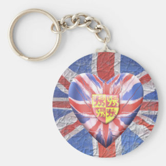 Welsh Lions Keychain