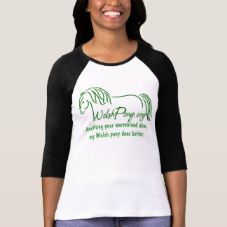 Welsh Pony & Cob Society of America T-Shirt