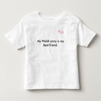 Welsh Pony Cob Society of America Toddler T-Shirt