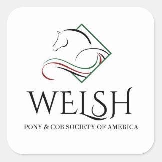 Welsh Pony & Cob Stickers
