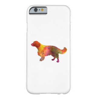 Welsh Springer Spaniel in watercolor Barely There iPhone 6 Case