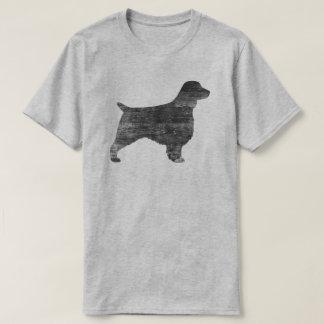 Welsh Springer Spaniel Silhouette T-Shirt