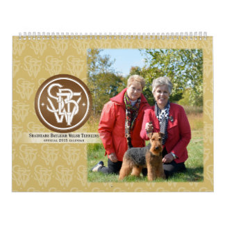 Welsh Terrier 2015 Calendar by SBWT