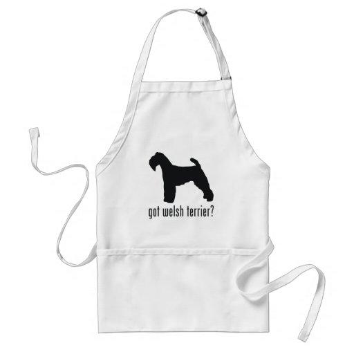Welsh Terrier Aprons
