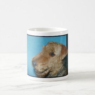 Welsh Terrier Basic White Mug