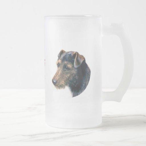 Welsh Terrier Beer Mug
