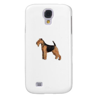 Welsh Terrier Galaxy S4 Case