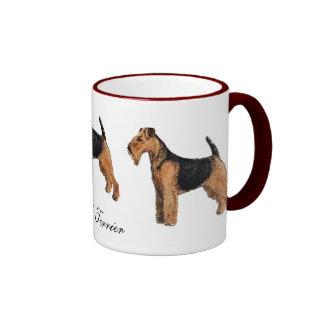 Welsh Terrier Ceramic Mug