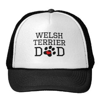 Welsh Terrier Dad Mesh Hat