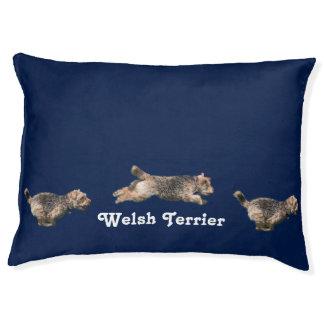 Welsh Terrier Dog Bed